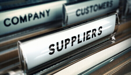 Suppliers Report